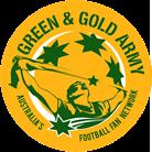 Green & Gold Army Socceroos Fan Club